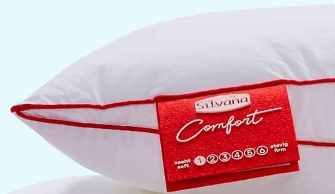 silvana comfort rood kussen
